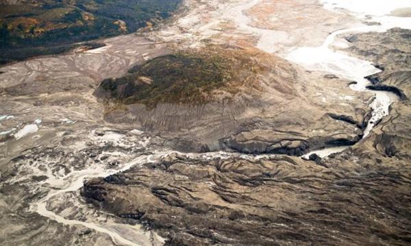 加拿大300年历史大河在4天内消失了