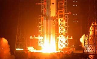 天舟1号火箭发射瞬间相当震撼
