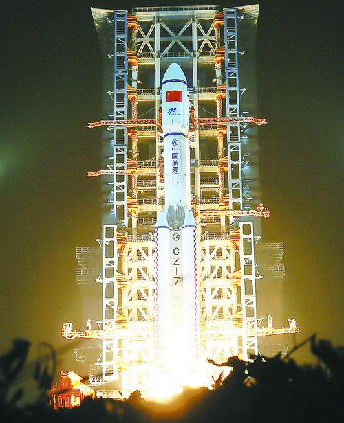 美禁止中国参加国际空间站 但挡不了进军太空