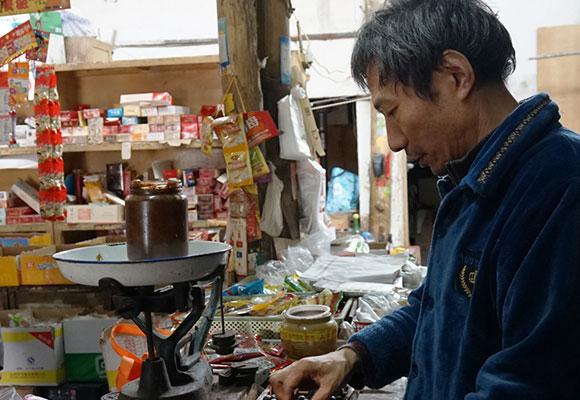 北京61岁小卖部的最后时光:将进行棚改工程