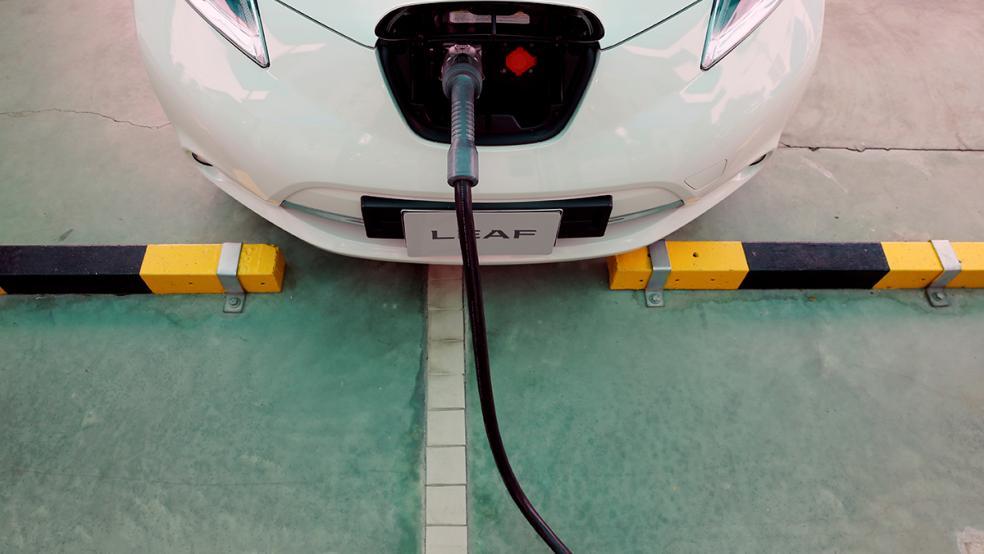 外媒:中国将引领全球电动汽车技术研发