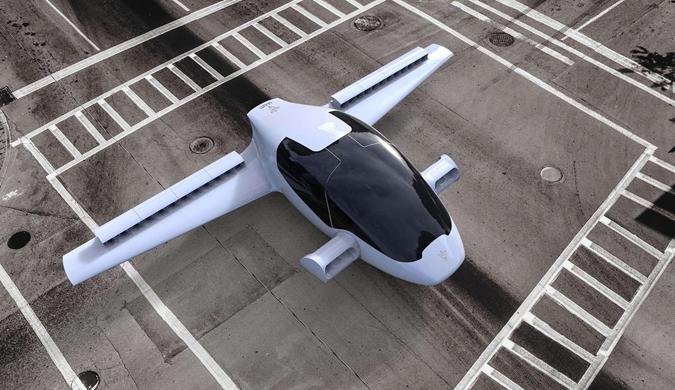 欧洲创业公司Lilium垂直起降电动飞机完成首次试飞