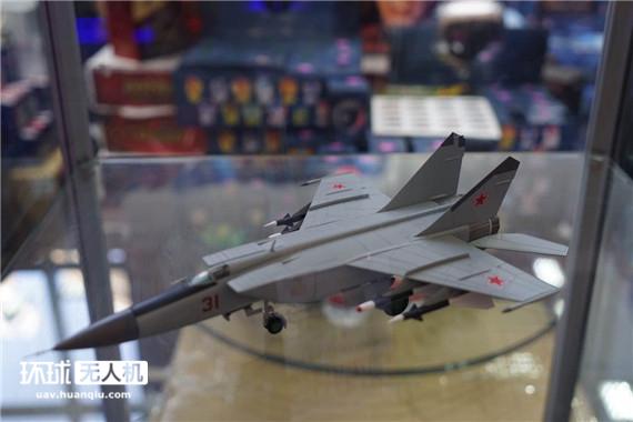 中国国际模型展Day1——老玩家环环和他的静态模型们