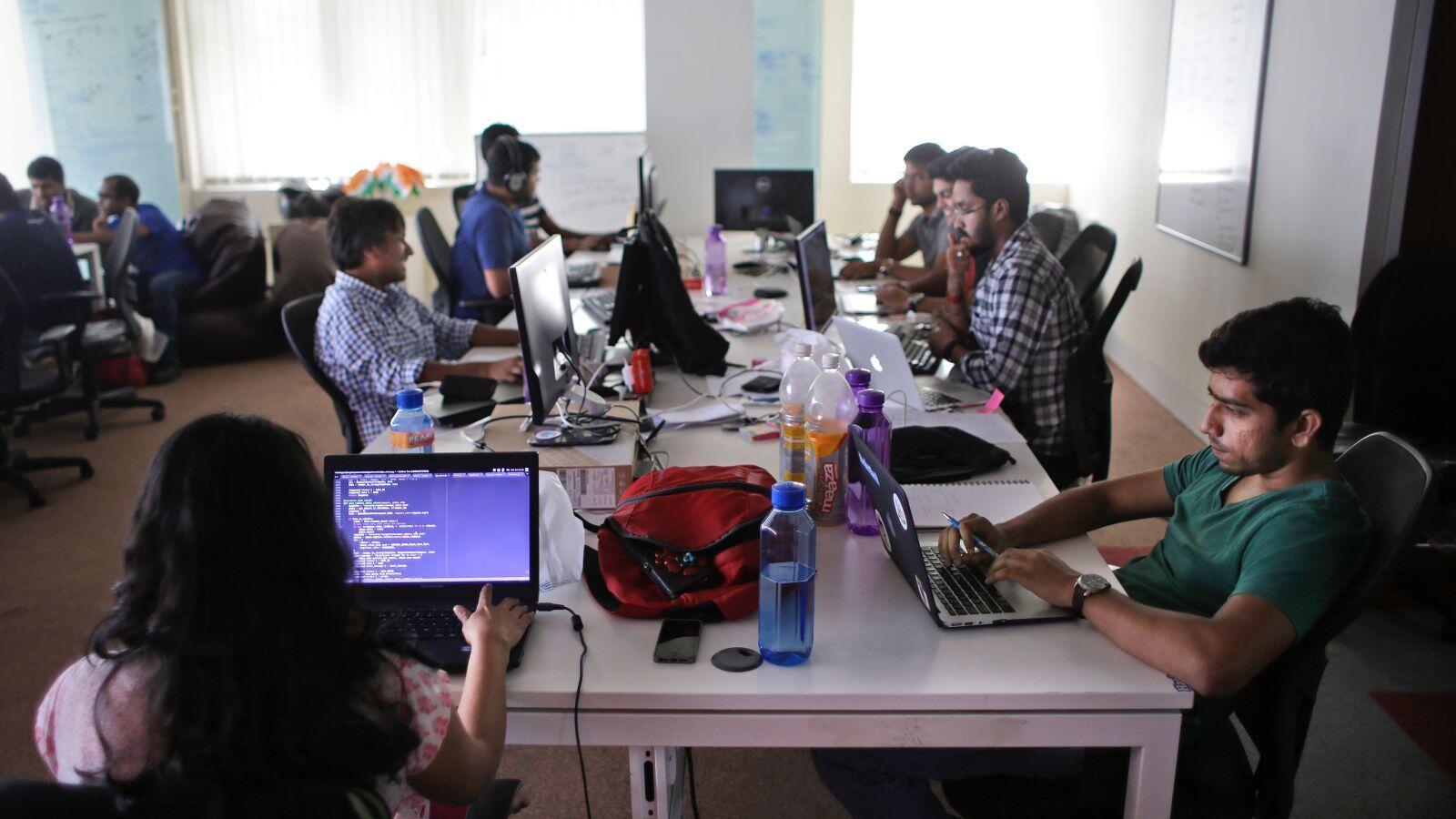 印度IT工程师毕业生moviesguy质量堪忧 会写正确程序者不足5%