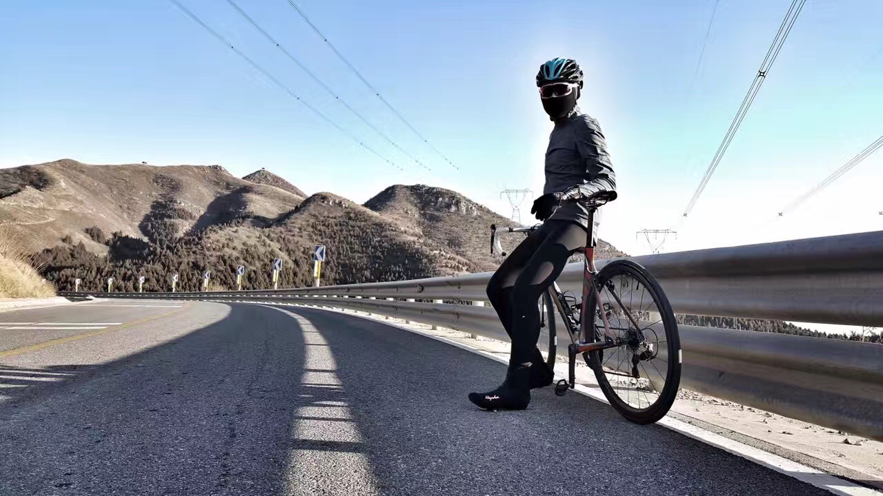 单车男孩一次骑行200公里:领跑自己的人生