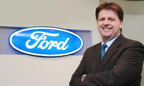 福特谨慎试水中国电动汽车市场 欲把握时机