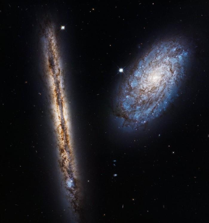 哈勃望远镜27周年纪念日照片