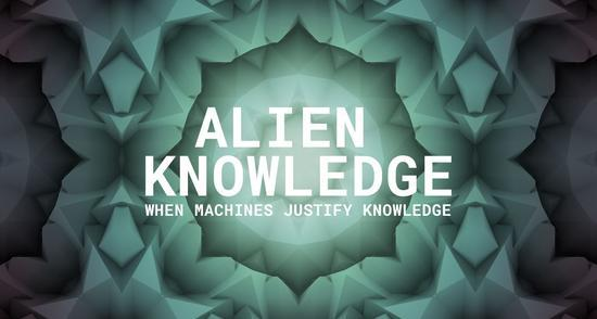 怎么办?机器带来的新型知识我们无法理解