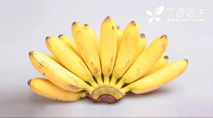 香蕉可以预防高血压,前提是……
