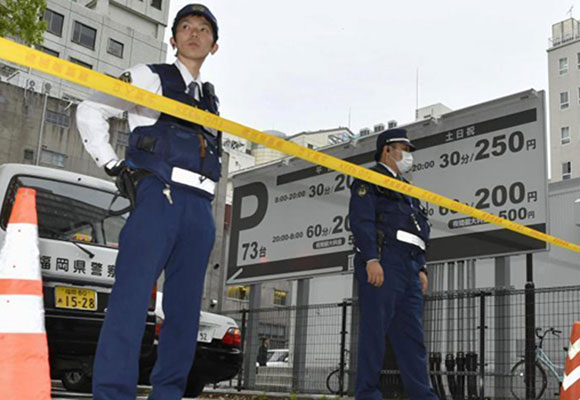 日本发生3.8亿日元大劫案