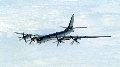 俄军机一周内4次抵近美海岸 最近距离仅66公里