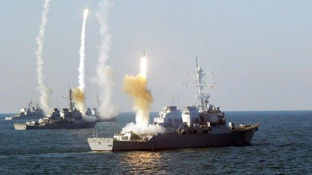 美国战斧导弹实战记录:20多年来砍了这些目标