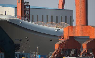 军武次位面:中国航母用滑跃好还是弹射好