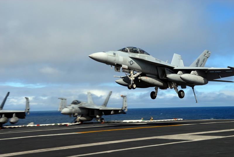 美军将装备新型电子战设备对抗中国反介入战略