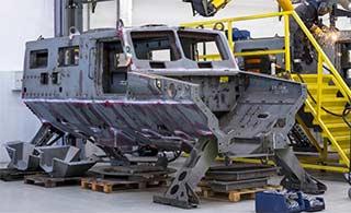 反地雷装甲车如何被造出来