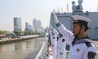 海军编队起航将出访20多个国家