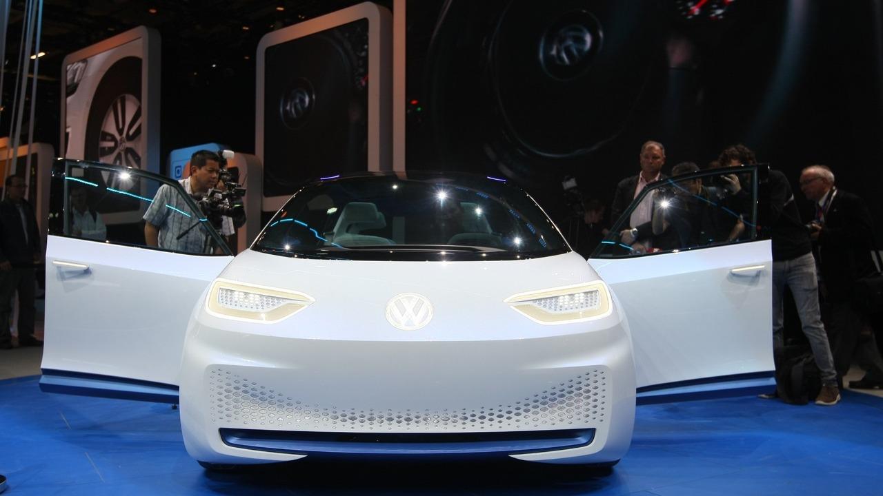 大众承诺:电动汽车定价与传统燃油车持平