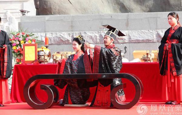 中国献王第三届汉文化节完美收官