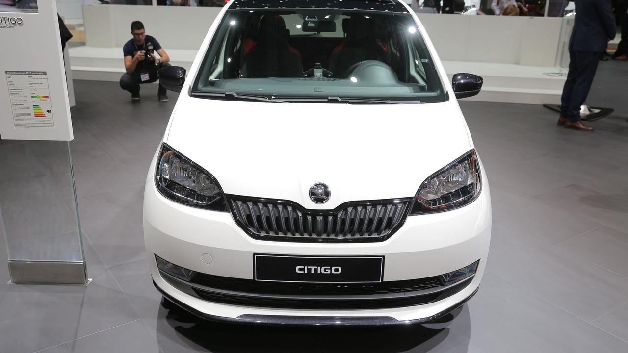斯柯达2020年推出首款电动汽车 或基于Citigo