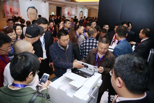 佳能(中国)发布新战略:三年实现B2B业务翻倍
