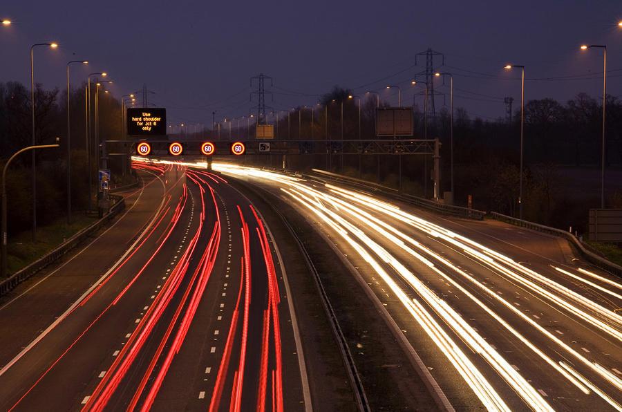 英国实行全新超速罚款制度 罚金基于驾驶者收入