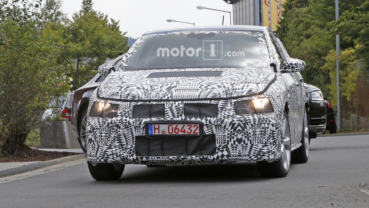 新大众Polo GTI 谍照曝光 引擎升级至200马力
