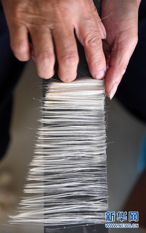一支毛笔传承的百年工匠精神
