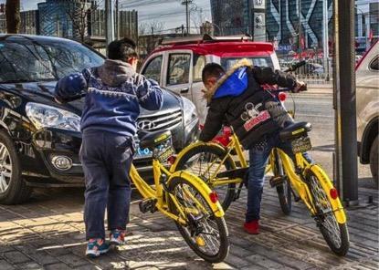儿童禁骑已成共识  北京天津均要求堵住ofo等单车机械锁漏洞