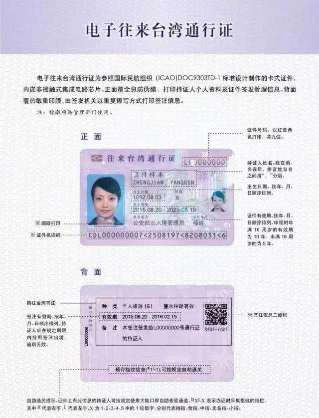山东、江苏等多省市全面启用电子往来台湾通行证(图) - 办公室主任 - 办公室主任的博客