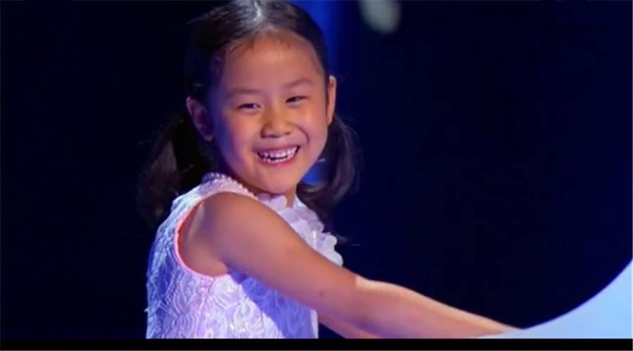 中国靠什么征服美国人?一只5岁小甜妞足矣!