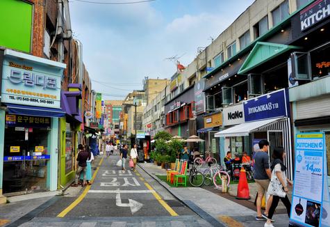 韩向优秀外国人才发专属签证 助留学生就业
