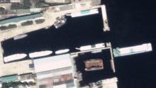 金正恩度假村卫星图曝光:游艇别墅清晰可见