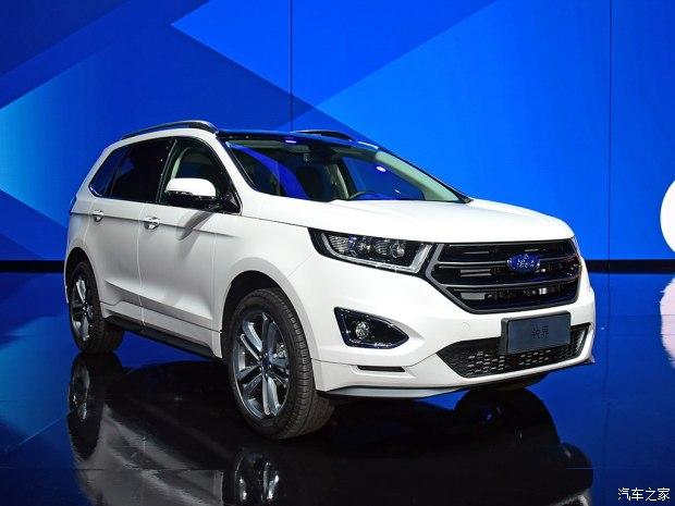 增运动套件 锐界新车型预计4月30日上市