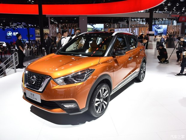 东风日产小型SUV劲客将于7月正式上市