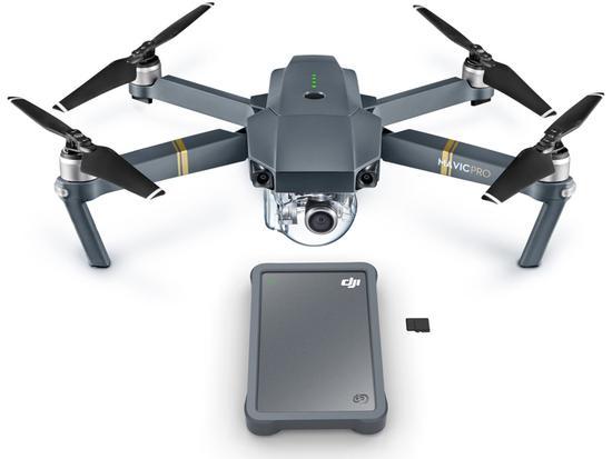 希捷与大疆联合发布专为无人机设计的2TB硬盘