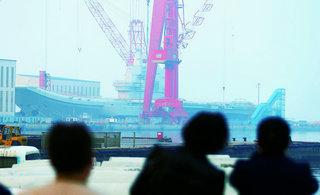 中国国产航母到底什么时候能下水?