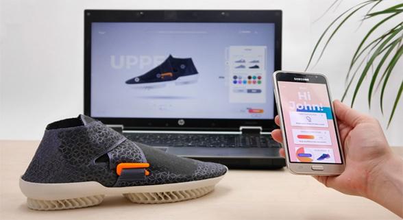 这个环保运动鞋有点酷炫 需自己设计打印组装