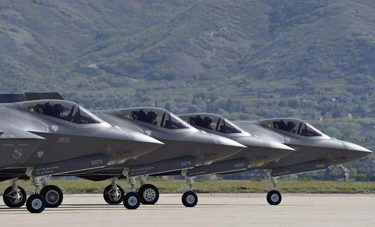 """美媒:美军F35或部署俄家门口 对俄是个""""惊喜"""""""