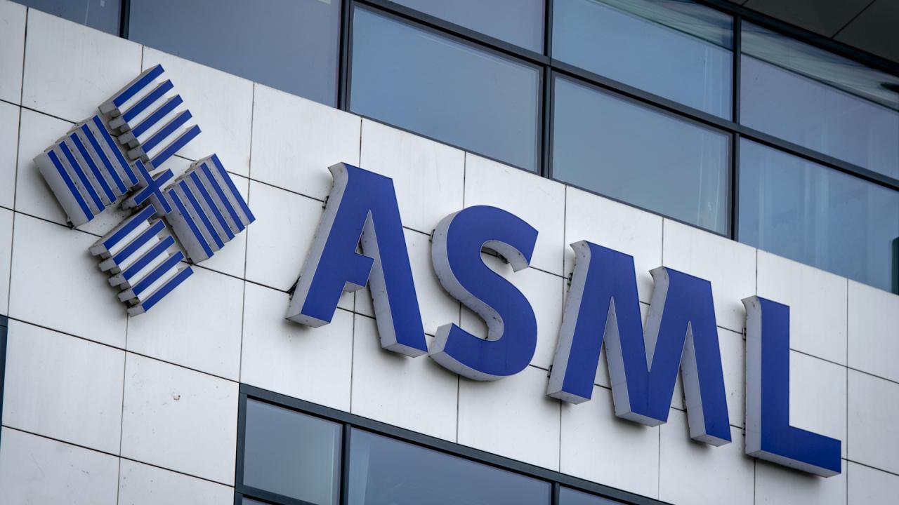 ASML:尼康对其专利指控缺乏依据 表示失望