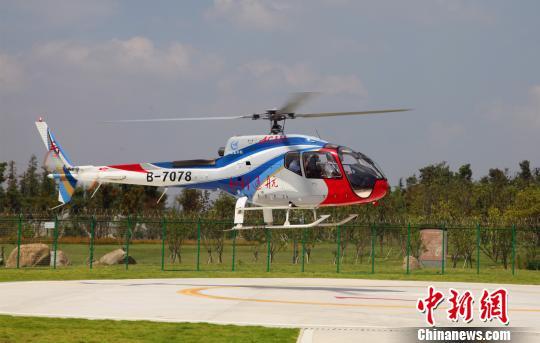 """成功试飞""""高高原"""" 国产直升机迈出关键一步"""