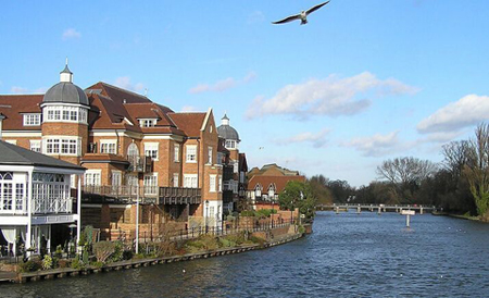 伦敦房价出现下滑 或受英国脱欧影响?