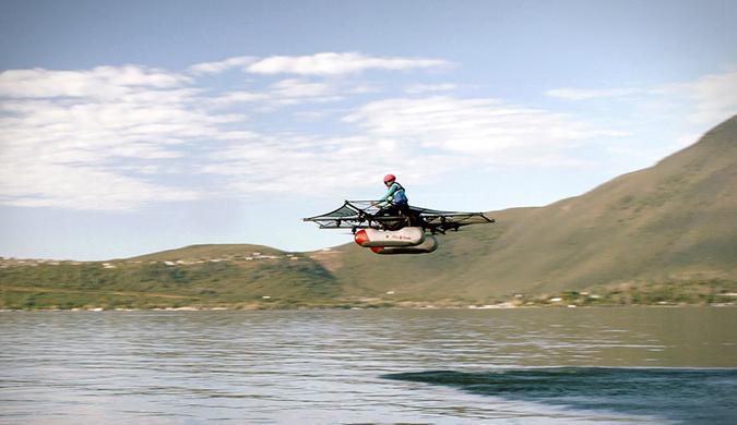 美初创公司Kitty Hawk将在2017年底前发售飞行车