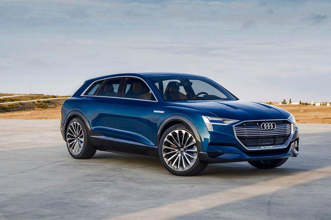 奥迪e-tron quattro 量产版挪威开始预订