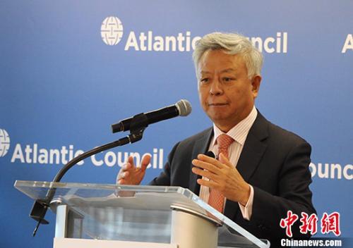 金立群:亚投行应成为中美合作平台 不应是分歧点
