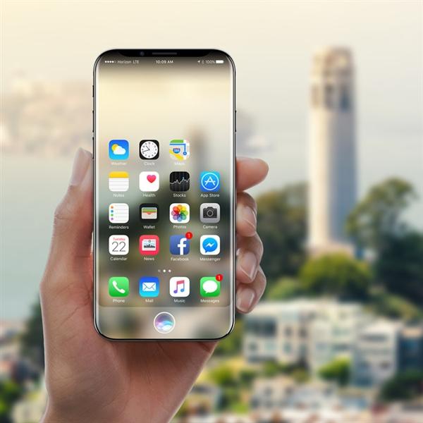 真是逆天!iPhone 8屏幕细节:独占7200万块