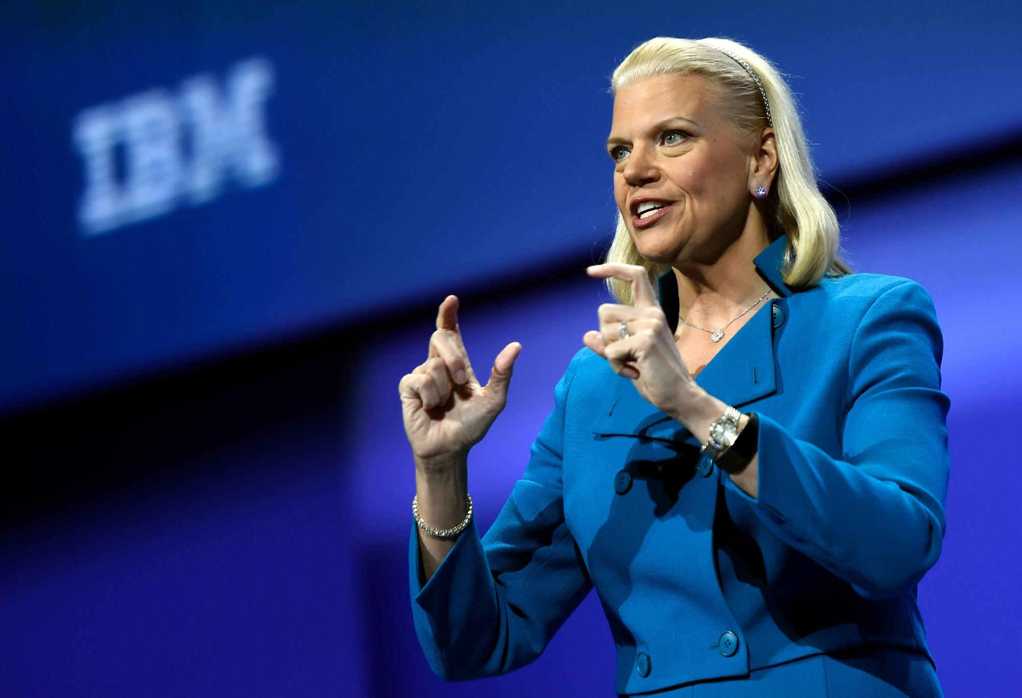 IBM CEO薪酬3300万美元 有人说远不止这个数