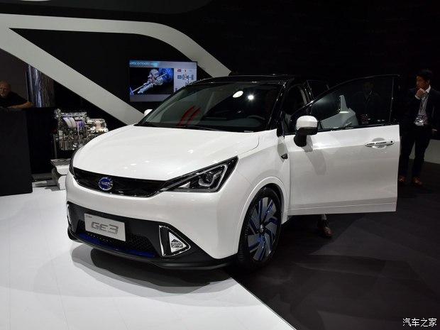 或售12万起/6月上市 曝广汽传祺GE3消息