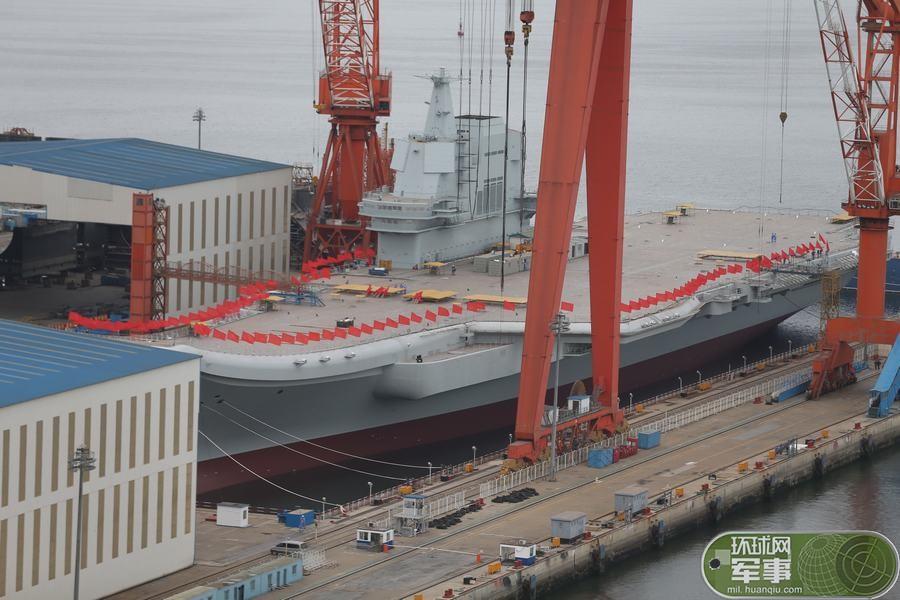 中国大杀器并非只有国产航母 潜艇工厂引发联想