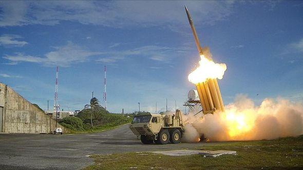 全面部署!韩媒:美军将萨德反导部署至预定地点