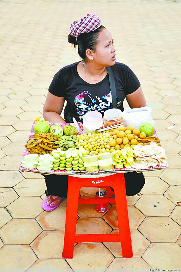 吃法五花八门 去柬埔寨赴一场水果之约